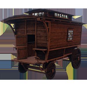 Vardo Wagon