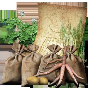 Steppe Farming Kit