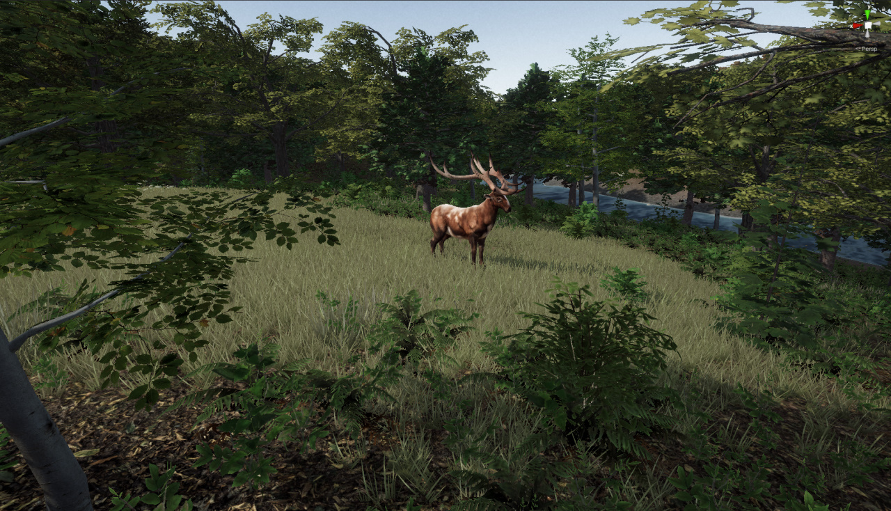 Dryas Elk in KoE