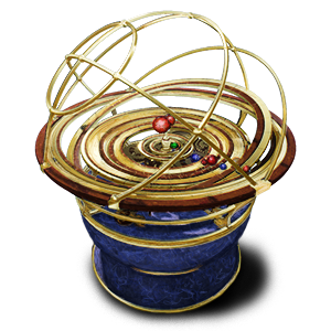 Antique Orrery