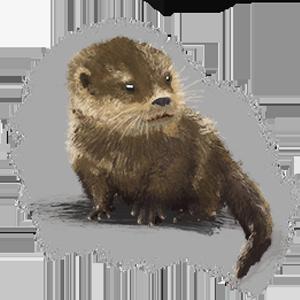 Otterbear Cub Pet